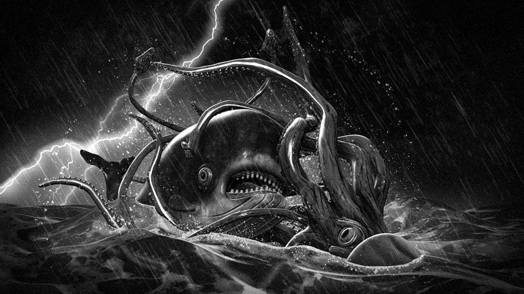 Mitos Kraken - Sang Penguasa Lautan 03